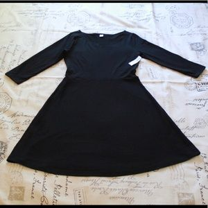 Old Navy - Black Dress